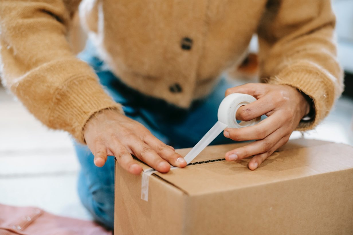 4 Ideas for Making the Moving Process Easier on Yourself